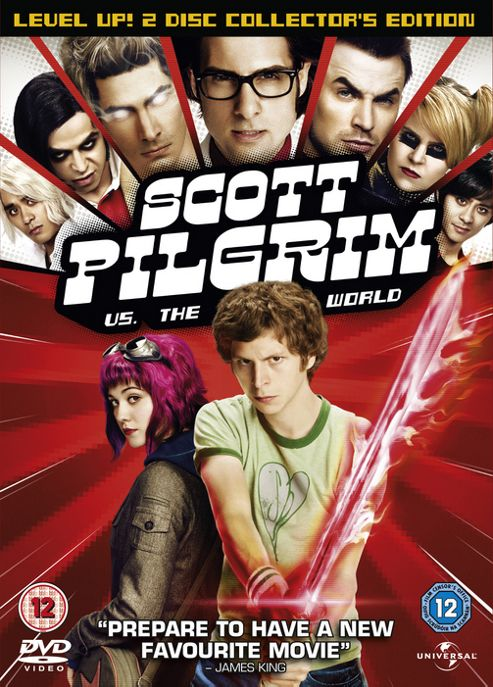 Scott Pilgrim (DVD)
