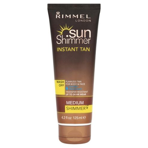 Sunshimmer Ins Tan Make Up Med Shim 125Ml
