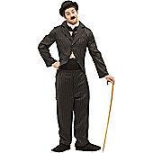Charlie Chaplin Costume Extra Large