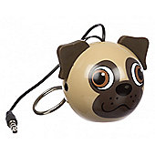 Mini Buddy Speaker Pug