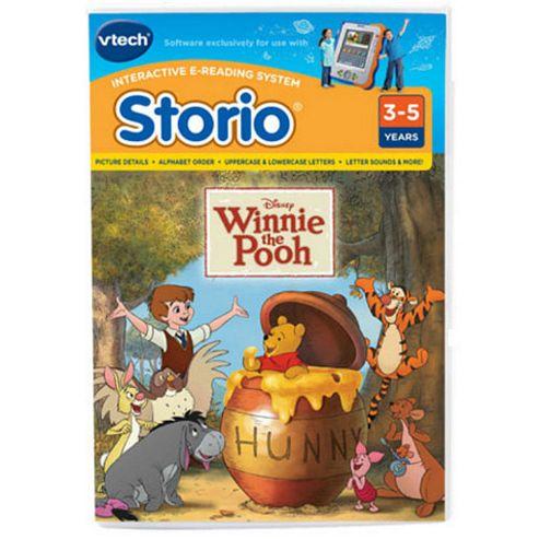 VTech Storio - Disney Winnie the Pooh