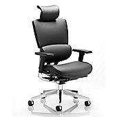 Dynamic Alpha Leather Chair