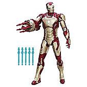 "Iron Man 3 15"" Sonic Blasting Iron Man Figure"