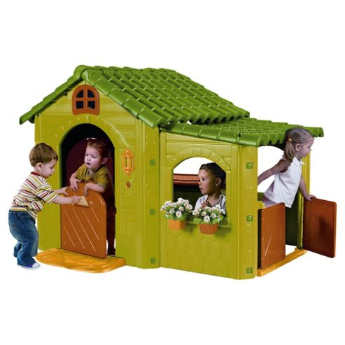 Feber Green Playhouse