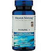 Higher Nature Immune Plus 90 Veg Tablets