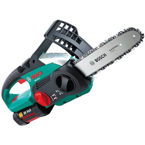Bosch Garden Battery Operated Cordless Chainsaw AKE 30LI