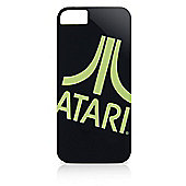 Gear4 Atari Logo Hard Case for Apple iPhone 5 - Green/Black