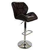 Eris Brown Bar Stool