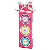 Sweetie Shop Lip Balms - Strawberry, Mint & Vanilla