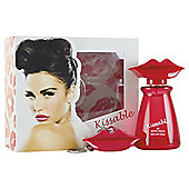 Katie Price Kissable 50ml EDT with Charm