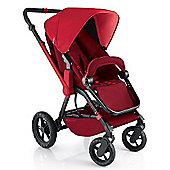 Concord Wanderer Pushchair, Red