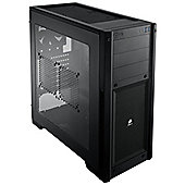 Corsair Carbide Series 300R Mid-Tower Gaming Case (Black) with Side Window