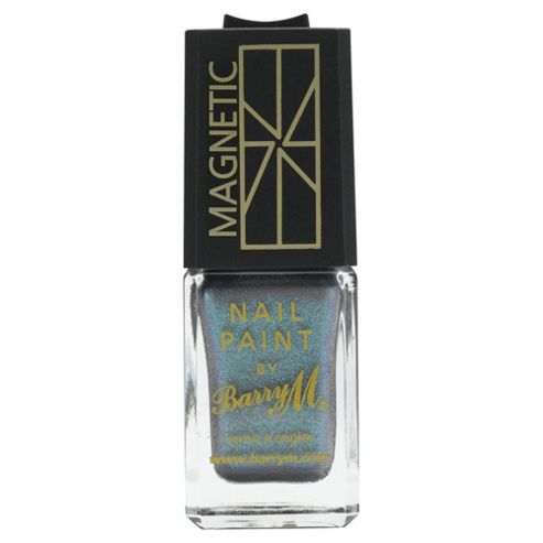 Barry M Nail Paint 345 - Magnetic Neptune Sea