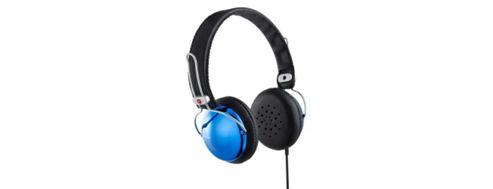 Pioneer SE-MJ151-L Headphone - Black/Blue