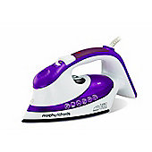 Morphy Richards 300602 Steam Iron with Ionic Soleplate and 45 gmin Steam