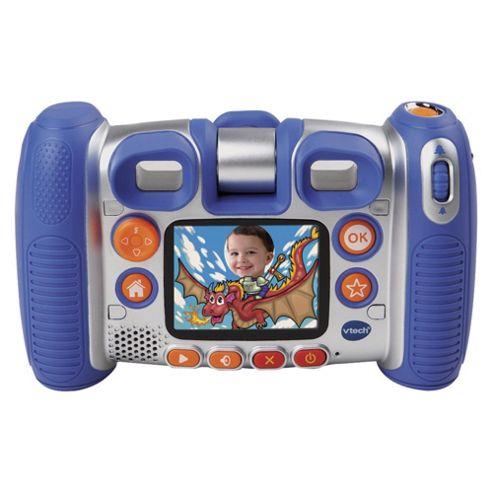 VTech Kidizoom Twist Camera - Plus Blue