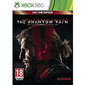 Metal Gear Solid V: The Phantom Pain - Day One Edition Xbox 360