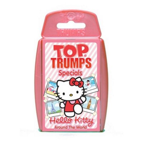 Hello Kitty Top Trumps