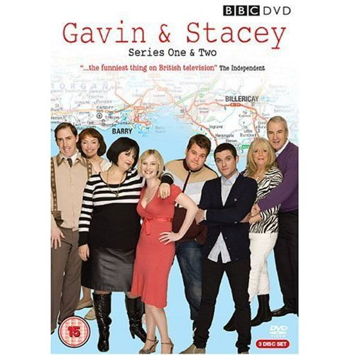 Gavin And Stacey - Series 1 And 2 (DVD Boxset)