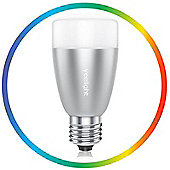 Yeelight (6W) Bluetooth App Controlled Multi-Coloured Smart LED light - Edison fitting (E27)
