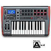 Novation Impulse 25 Note USB MIDI Controller