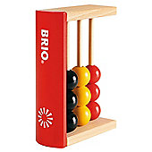 Brio Abacus, wooden toy