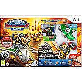 Wii Skylanders SuperChargers Racing Starter Pack