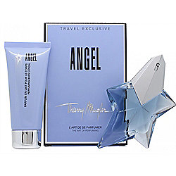 Thierry Mugler Angel Gift Set 50ml EDP Spray + 100ml Perfuming Body Lotion For Women