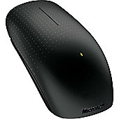 Microsoft Touch BlueTrack Wireless Bluetooth Mouse (Black) Exclusively for Windows 8