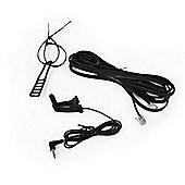 Tacx Cable Set for Ergo Trainers (Head-Resistance Unit Cable/Cadence Sensor/Magnet)