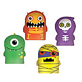 Boo Crew Party Finger Fright Monsters (12pk)