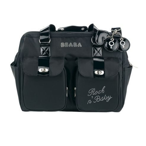 BEABA London Changing Bag, Black