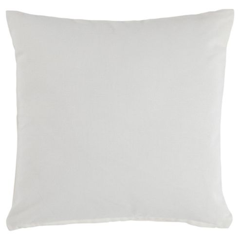 Tesco Cushion Cover, Cream