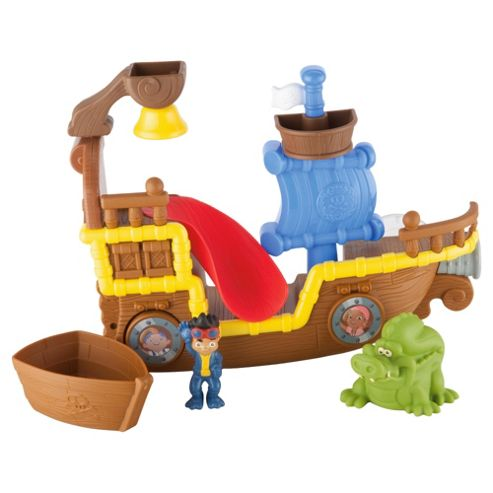 Disney Jake and the Neverland Pirates Splashin Bucky Bath Toy