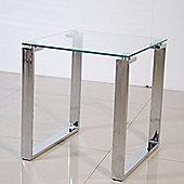 Solway Furniture Crystal End Table