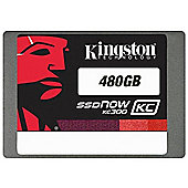 Kingston SSDNow KC300 480GB SSD Solid State Hard Drive SKC300S37A/480G
