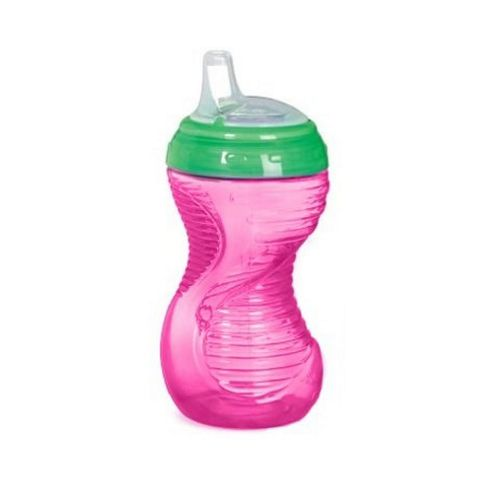 Munchkin Mighty Grip Spill Proof Cup Pink