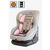 Cozy N Safe Car Seat, Group 0+/1, Pink/Grey