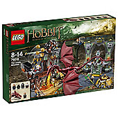 LEGO The Hobbit The Lonely Mountain 79018