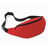 Bagbase 2.5L Ladies Adjustable Belt Bag Red