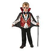 Dracula - Child Costume 5-6 years