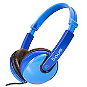 Snug Plug n Play Kids Headphones (Blue)