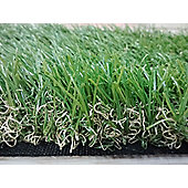 Luxury 40mm Artificial Grass 4m Width (4mx1m = 4 Square Metres)