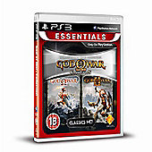 God Of War Collection (Remastered God of War 1+2) - PS3