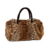 In The Mood Collection© Fur Leopard Bag