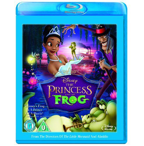 Disney: Princess And The Frog (Blu-ray)