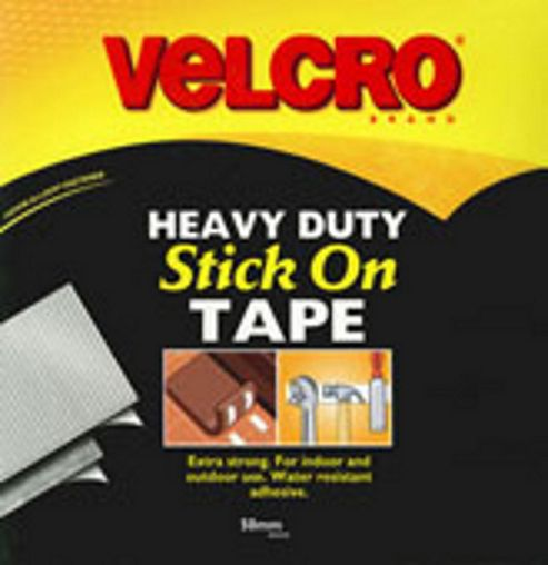 Velcro Heavy Duty 50mm - White\n