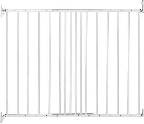 BabyDan MultiDan Gate White