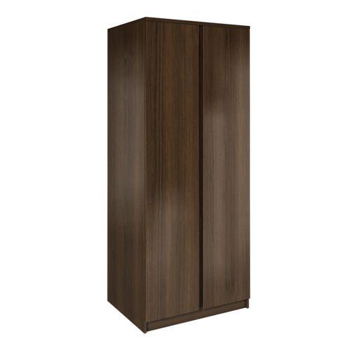 Urbane Designs Hadlee Bedroom 2 Door Wardrobe - Walnut