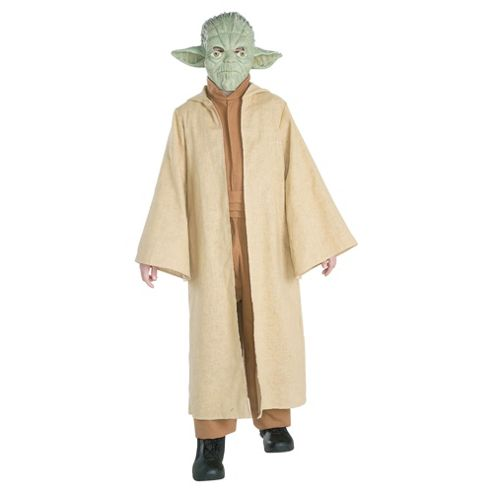 Yoda Deluxe - Child Costume 5-6 years